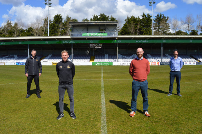 Galway Daily sport Galway United announce Jigsaw as 2021 charity partner