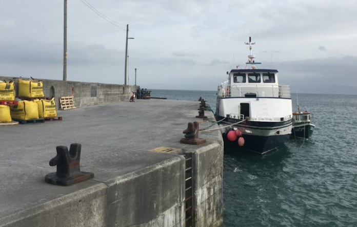 Galway Daily news Minister gives the go ahead for Inis Oirr Pier upgrades