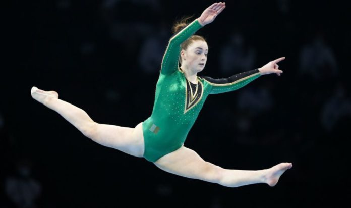 Galway Daily sports Galway gymnast Emma Slevin makes history at European Championships