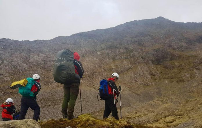Galway Daily news Mountain Rescue Team saves person from Twelve Bens during hazardous weather