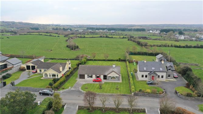 Galway Daily property Substantial bungalow and gardens close to the city