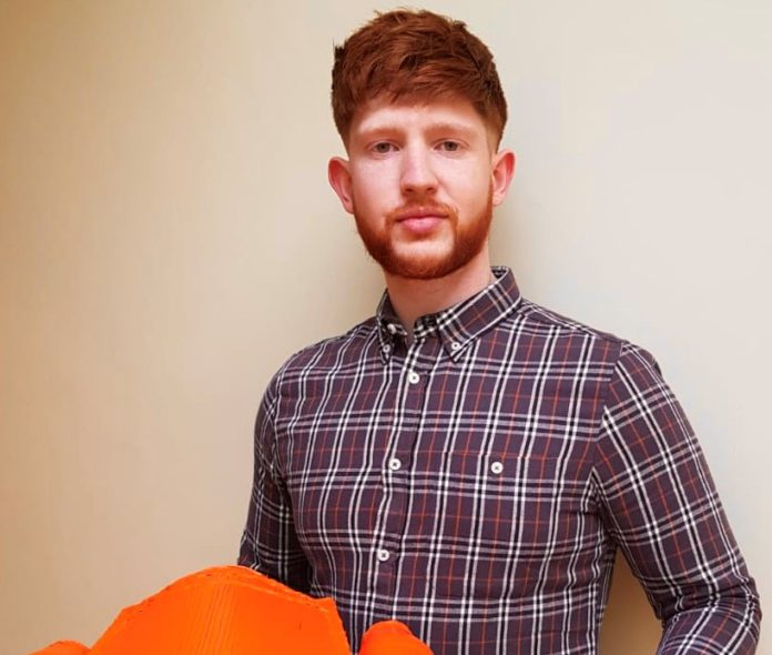 Galway Daily education Claregalway student takes homes prestigious engineering award