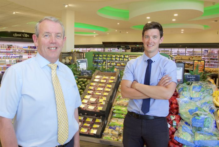 galway daily news joyce's supermarkets pat joyce celebrating anniversary