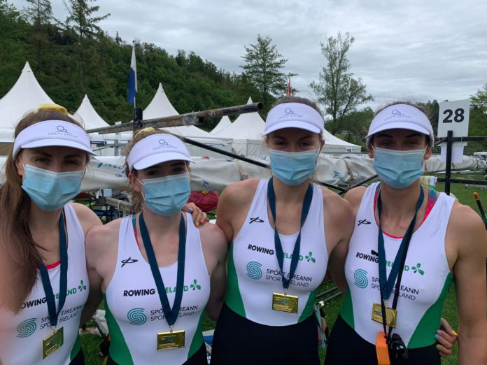 Galway Daily sports Galway rowers claim spot in Tokyo Olympics