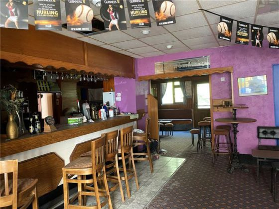 Galway Daily property Former bar in the heart of Portumna