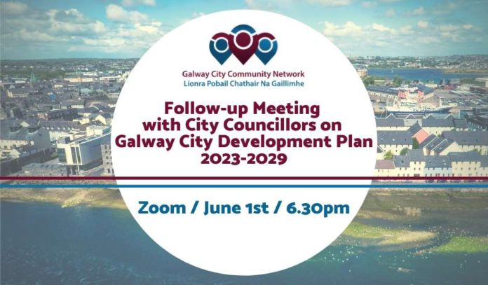 Galway Daily news Councillors invited to further collaborations on Galway City Development Plan