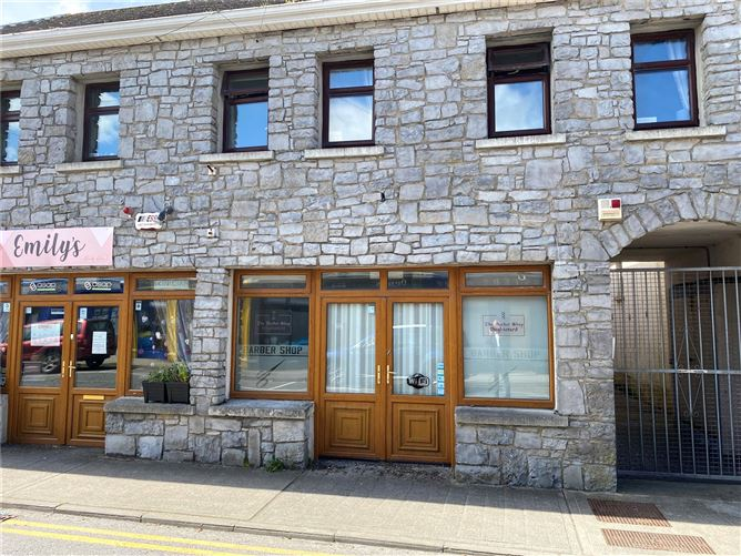 galway daily news property commercial unit barber shop in oughterard auction