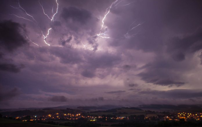 galway daily news Weather Warning: More thunderstorms and downpours tomorrow