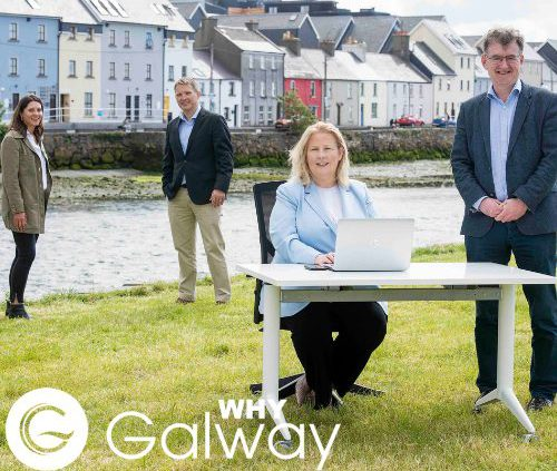 Galway Daily business Galway Chamber campaign aims to create 3,000 jobs