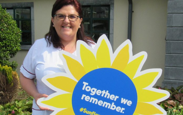 galway daily news sunflower appeal galway hospice