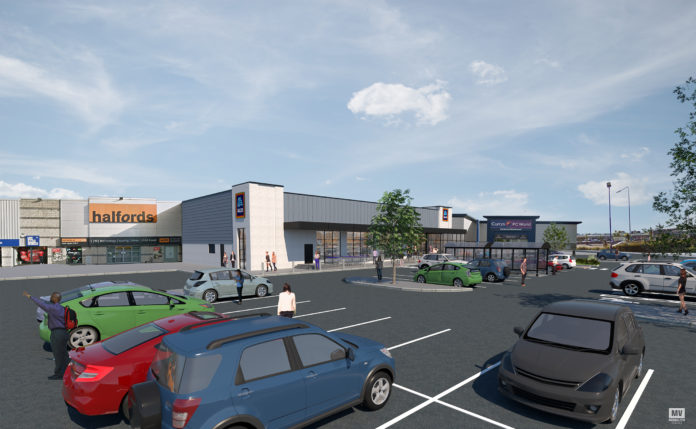 galway daily news aldi galway revamp extension