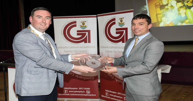 galway daily news owen ward & mike cubbard