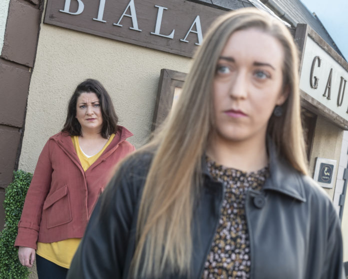 Galway Daily television Lingering heartbreak and desperate plans around children in Ros na Rún
