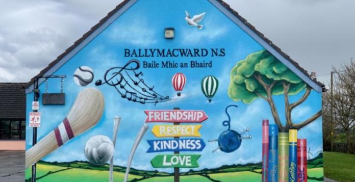 galway daily news ballymacward national school ns