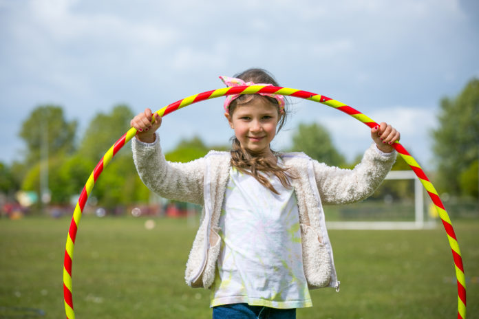 Fun in the sun with Galway Community Circus summer camps