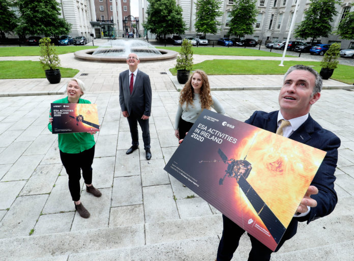 Galway Daily business Galway companies European Space Agency