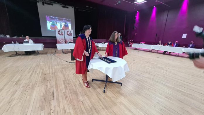 Galway Daily news Collette Connolly elected new Mayor of Galway City