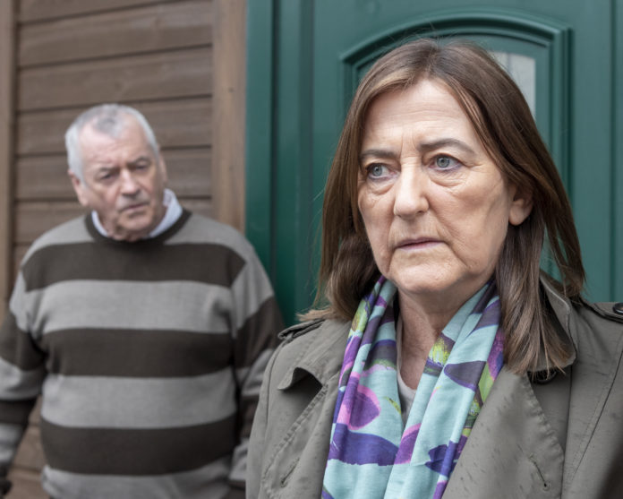 Galway Daily television Mother and daughter separated by a black eye in Ros na Rún