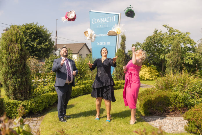Galway Daily Racing for Rosabel with the Connacht Hotel