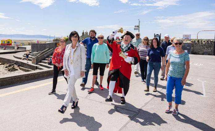 Galway Daily life & style Pound the paths of Galway in inaugural city walking festival