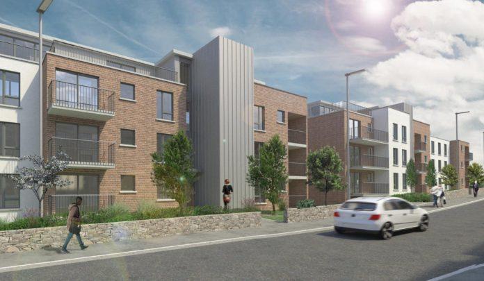 Plans for 102 homes in Ballybrit