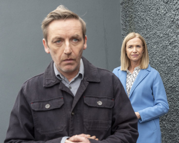 Galway Daily television Colm lets slip some dangerous information on Ros na Rún