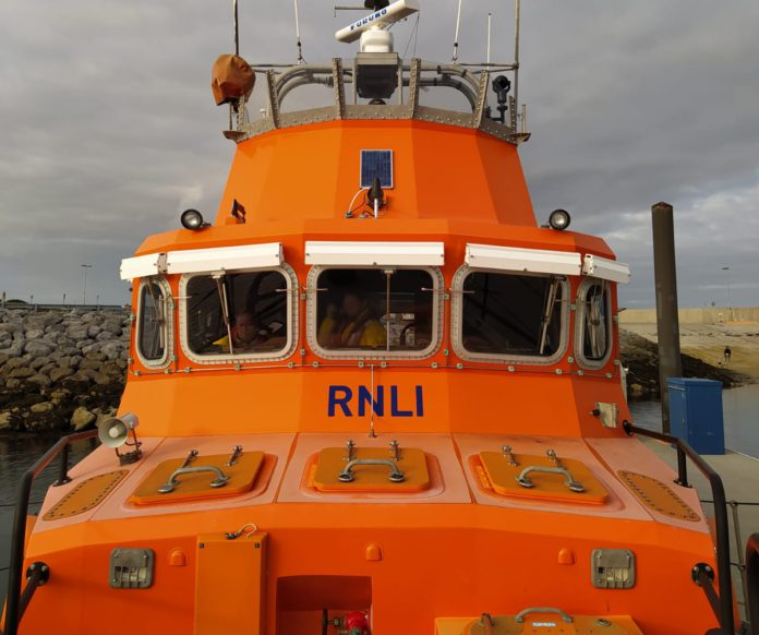Galway Daily news Aran Islands lifeboat called to night time medical evacuation