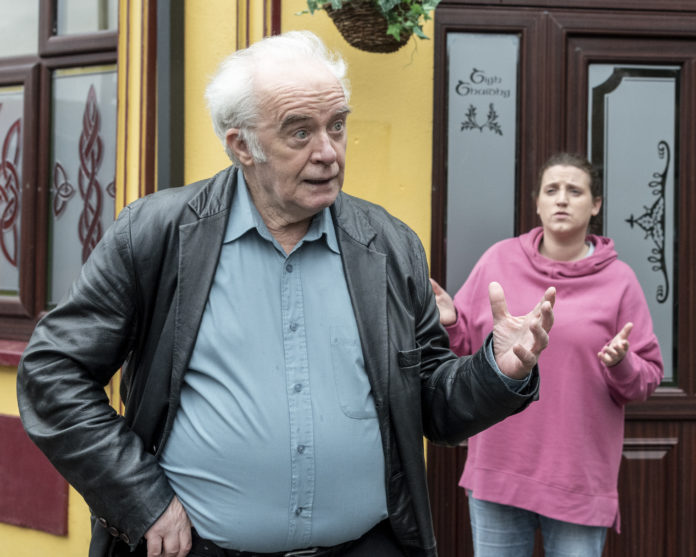 Galway Daily television Murder in the open as Mo confesses on Ros na Rún