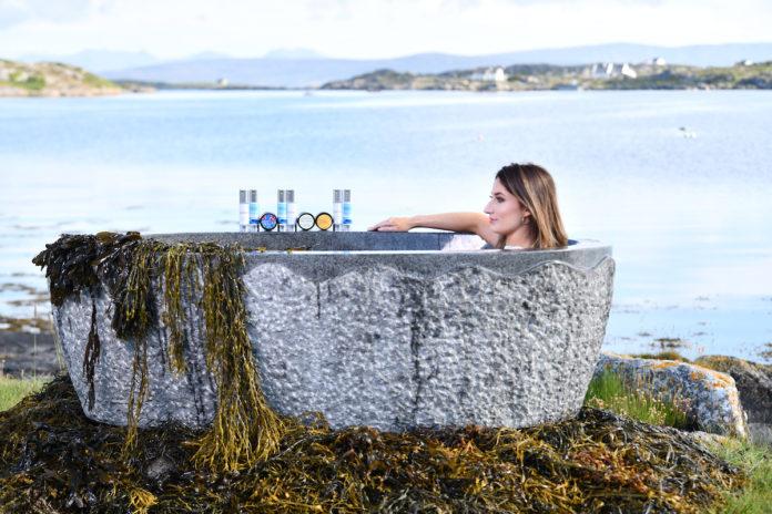 Galway Daily seaweed baths