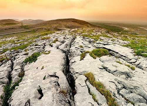 Galway Daily burren trail