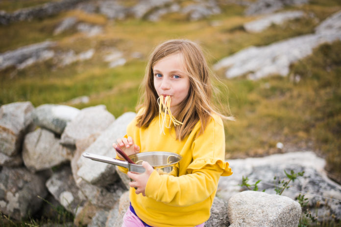 Galway Daily food Galway family's camping cookbook gains worldwide acclaim