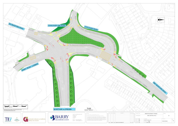 GALWAY daily news New Kirwan Junction comes online from Monday