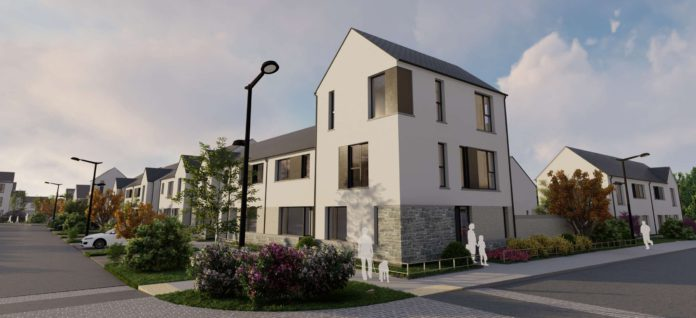 Galway Daily news Planning application made for 102 homes in Rosshill