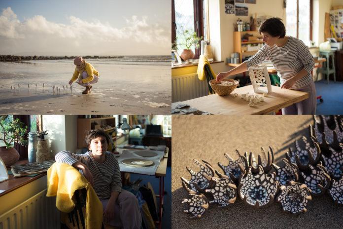 galway daily news ceramics artist tatiana dobos tg4 documentary