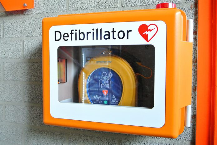 GALWAY DAILY NEWS fundraiser for defribillator in galway