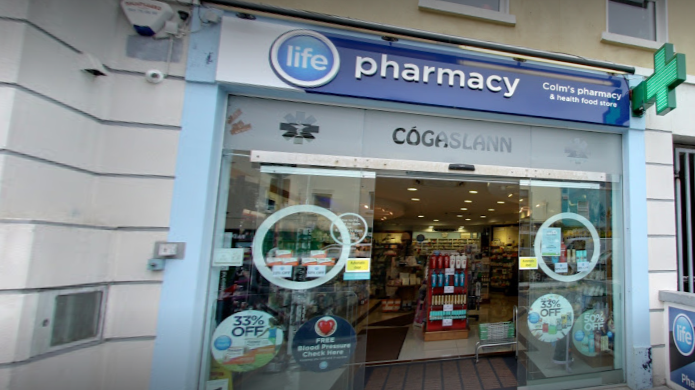 galway daily news pharmacy pfizer vaccine in Galway salthill