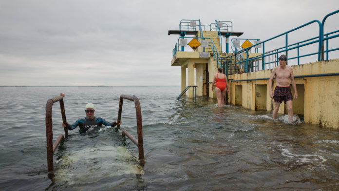 Galway Daily life & style Swim Galway Bay your way for Cancer Care West