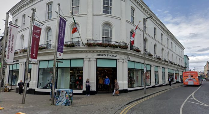 Galway Daily business Brown Thomas owner up for sale at €4.7 billion