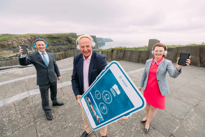 App Provides New Visitor Experience At Cliffs Of Moher