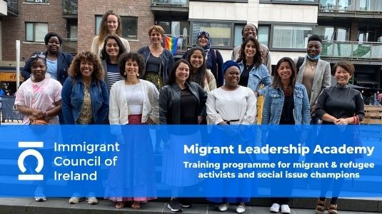 galway daily news refugee migrant leadership programme