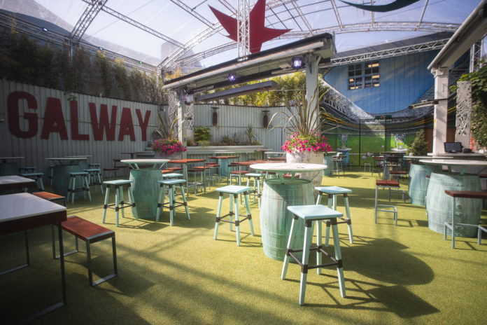 Galway Daily food & drink The Connacht Hospitality Group have outdoor dining covered in style