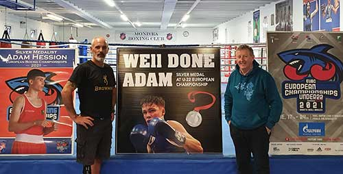 galway daily news sean canney boxing cub monivea