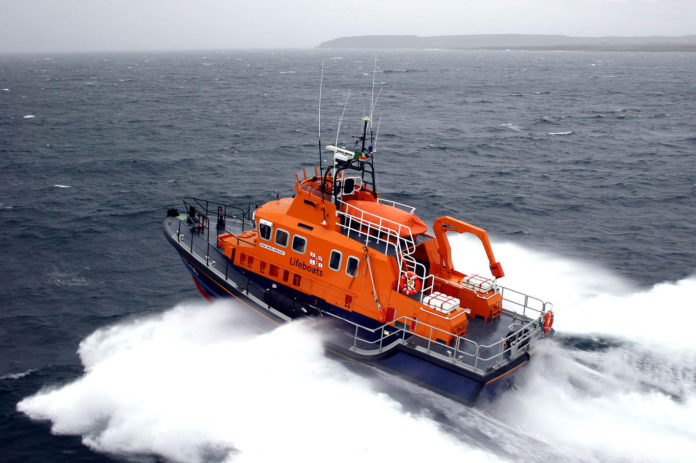 Galway Daily news Aran Islands RNLI rescues angling boat with nine aboard