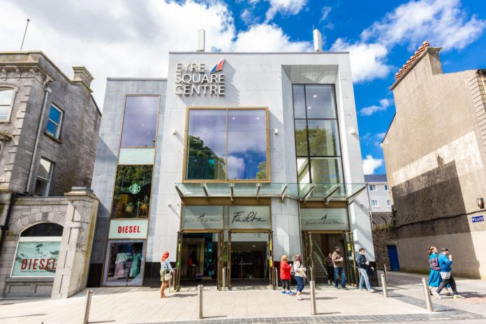 Galway Daily business Eyre Square Shopping Centre up for sale