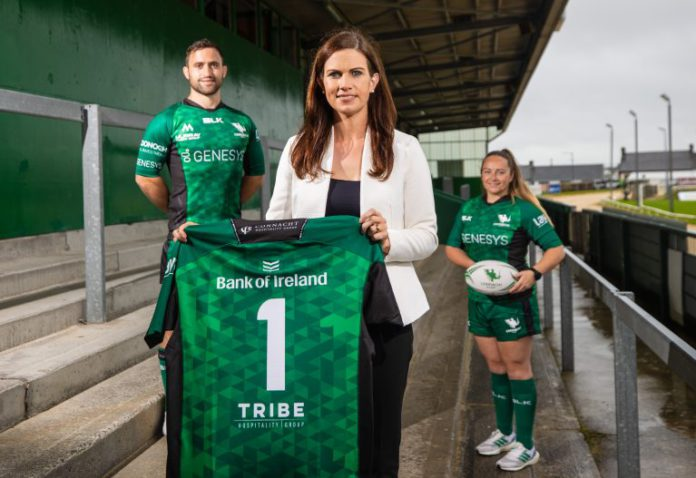 Galway Daily rugby Connacht Rugby renews sponsorship with Bank of Ireland