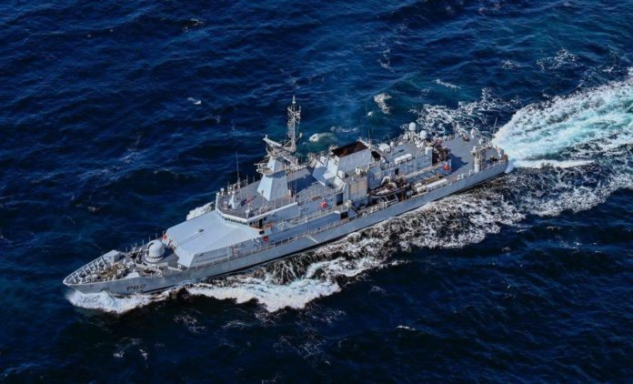 Galway Daily news Naval Service patrol ship open for tours in Galway this weekend