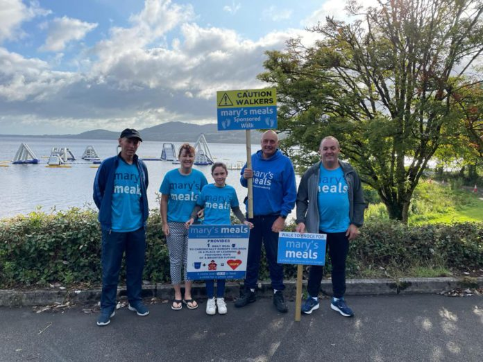 Galway Daily news Galway volunteers helping feed 2 million schoolkids a day