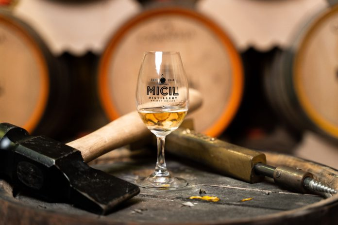 galway daily news micil distillery first galway whiskey in 100 years