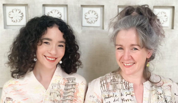 Galway Daily news mother and daughter duo fashion brand mise tusa