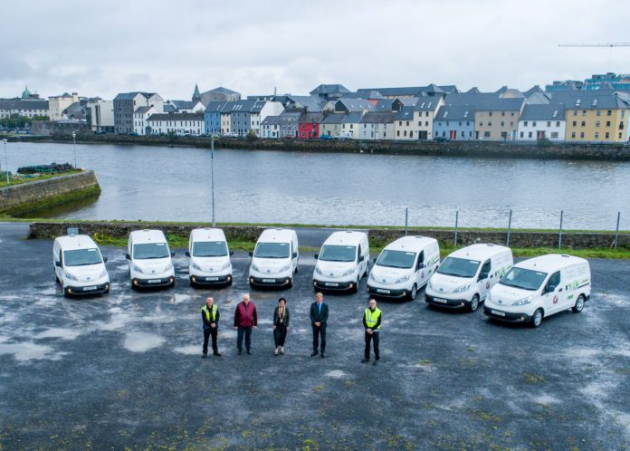 galway daily news electric vehicles galway city council